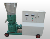 Pellet Mill for Softwood