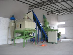 Project of Wood Pellet Plant