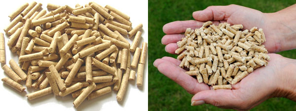 good quality sawdust pellets